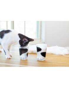 (現貨)日本製超萌大貓黑白貓貓掌杯